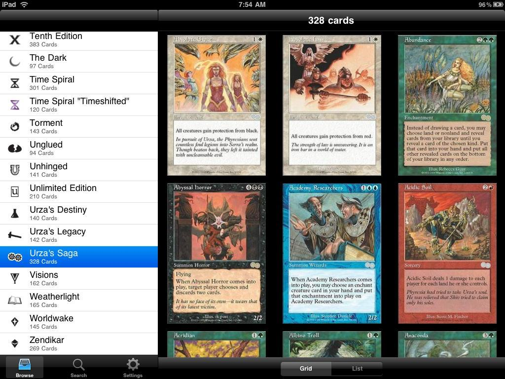 Possible MTG App Coming for the iPad | Article by Mark Hornung Jr