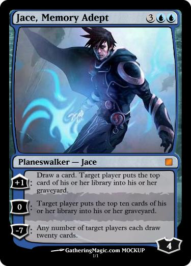 Magic: The Gathering Jace,%20Memory%20Adept