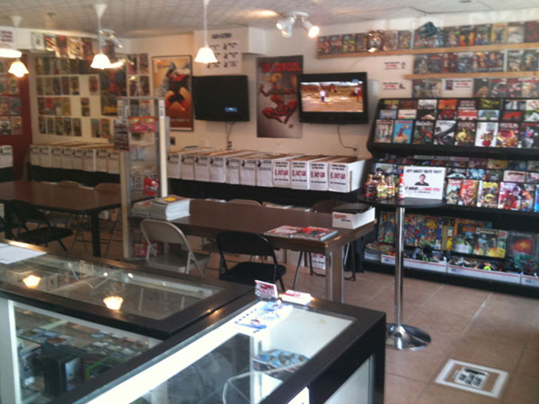 Man Cave Store Hamilton : Lgs feature the mancave by trick jarrett gatheringmagic