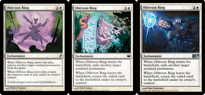 Oblivion плагин кольца