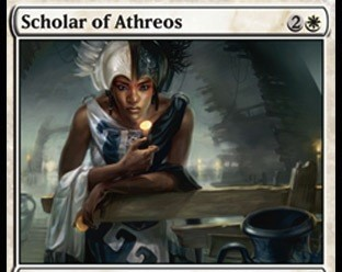 The art of theros part 1 by vorthos mike gatheringmagic for Portent of betrayal