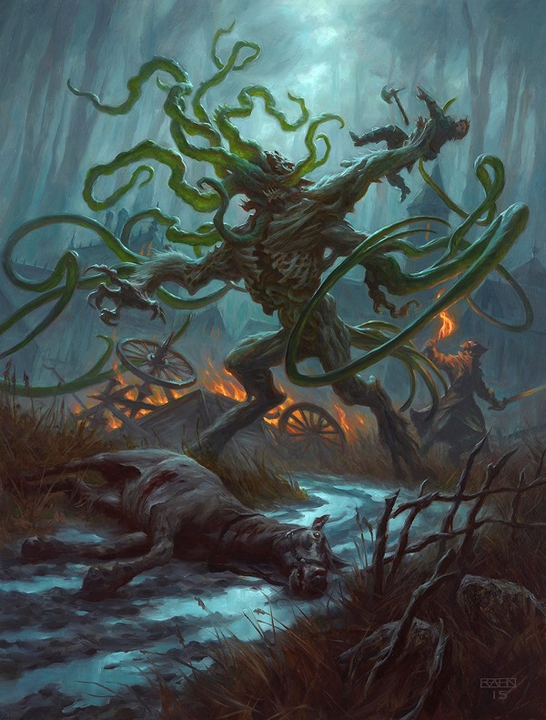 Eldritch Moon Art Review by Vorthos Mike | GatheringMagic ... Planeswalker Rules