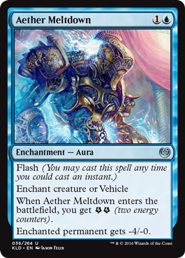 Kaladesh Set Review: Blue and Artifacts by Ali Aintrazi ...